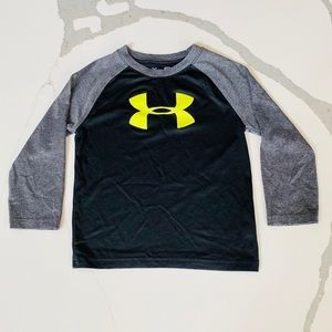 Under Armour 3T Long Sleeved Shirt